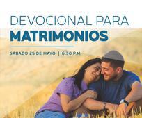 Devocional especial para parejas casadas