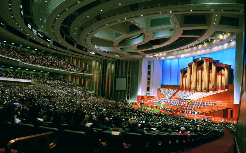 First Presidency Shares Messages From General Conference Leadership Session