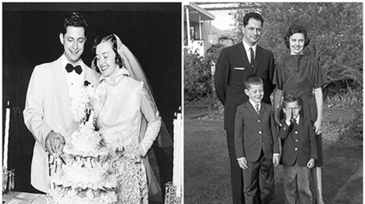 Robert D. Hales se casó con Mary Crandall el 10 de junio de 1953, en el Templo de Salt Lake. En los siguientes cinco años fueron bendecidos con dos hijos, Stephen y David.