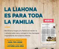 ¡La Liahona es para toda la familia!