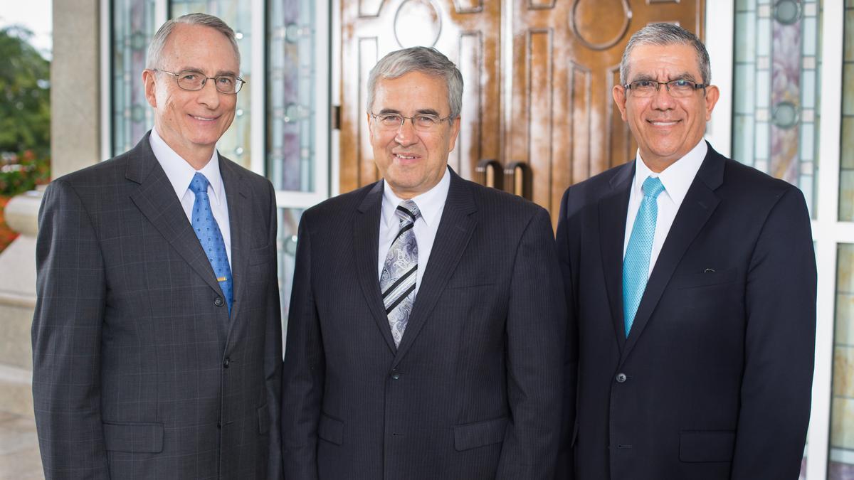 Nueva Presidencia del Área Caribe