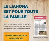 Le Liahona  est  pour toute la famille!
