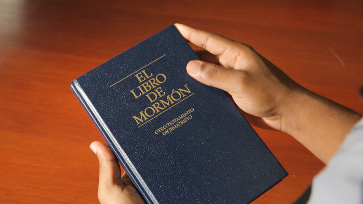 libro de mormon