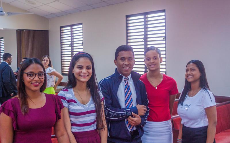 Distrito de La Vega lleva a cabo su conferencia