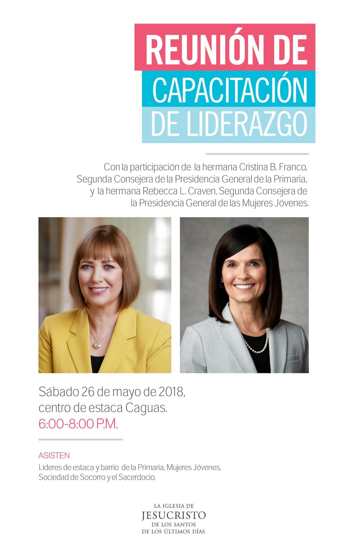 Reunión de Capacitación Liderazgo en Puerto Rico