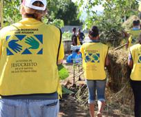 International Day of Service: 150 projects, 55,000 beneficiaries