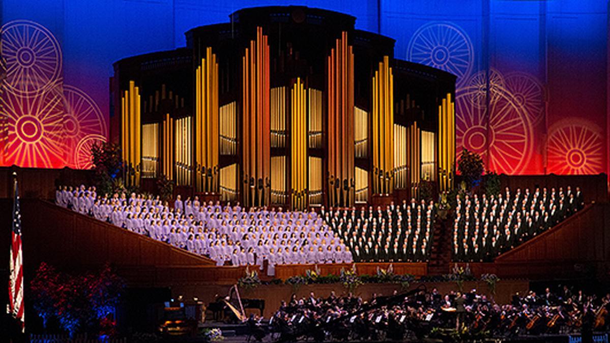 Concert de commémoration de l'arrivée des pionniers