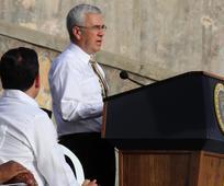 """El élder Walter F. González comparte reflexión en acto ecuménico """"A un año de María"""""""