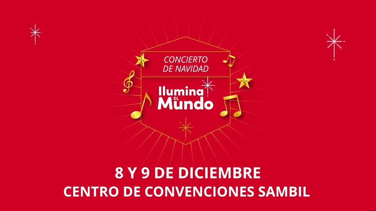 ilumina al mundo - concierto de navidad