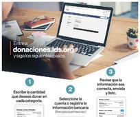 Instructivo sobre Donaciones