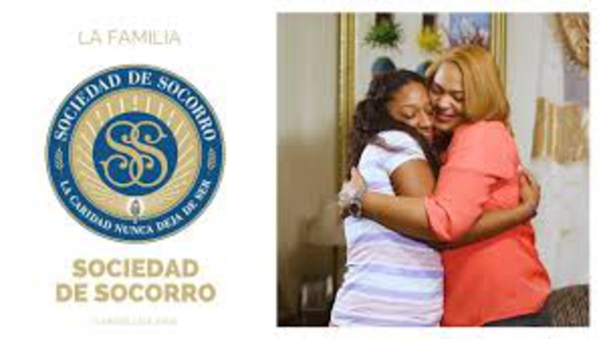 La Sociedad de Socorro y la familia