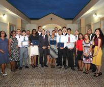 Estaca La Romana, lleva a cabo su graduación de Seminario del 2018