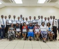 Haiti Croix-des-Missions Stake  2018 Seminary Graduation