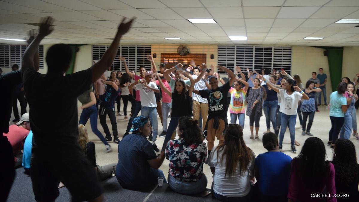 Conferencia para jóvenes en Puerto Rico 6