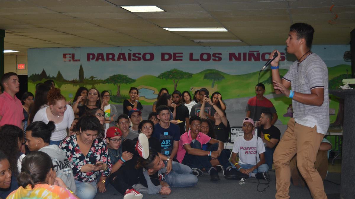 Conferencia para jóvenes en Puerto Rico 11