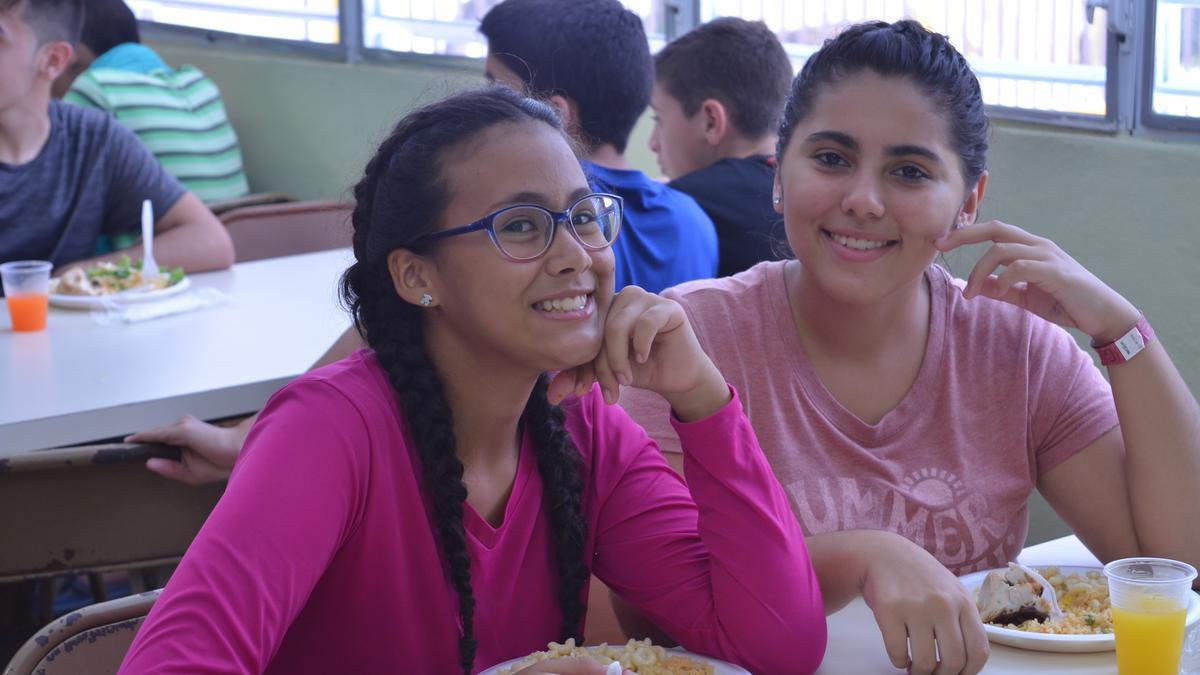 Conferencia para jóvenes en Puerto Rico 4