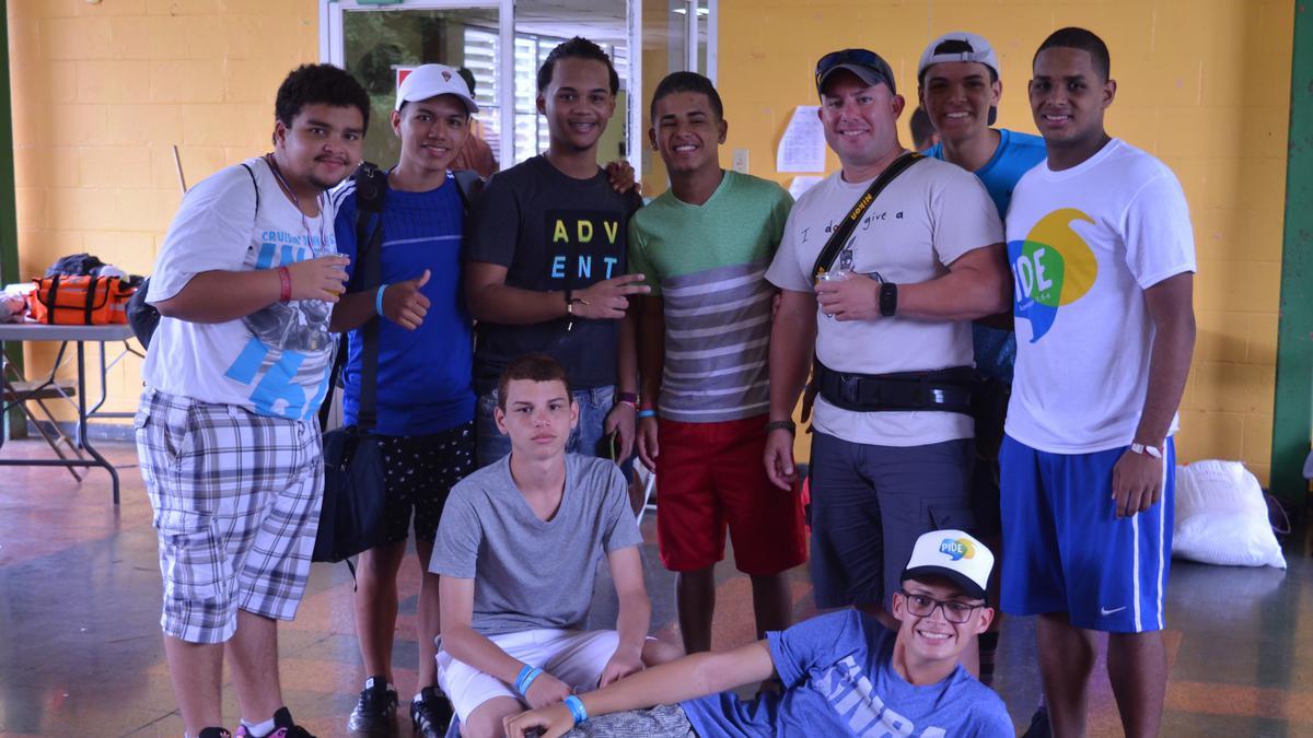 Conferencia para jóvenes en Puerto Rico 3