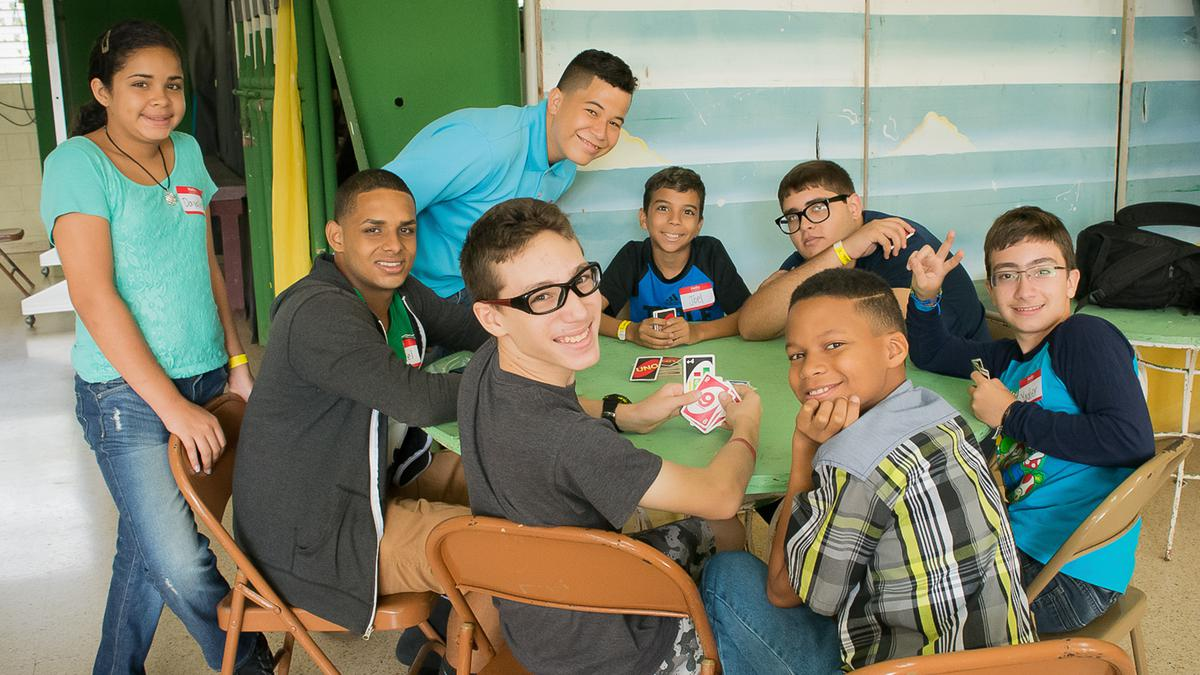 Conferencia para jóvenes en Puerto Rico 12