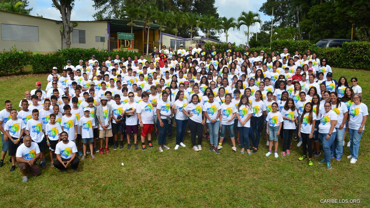 Conferencia para jóvenes en Puerto Rico 1