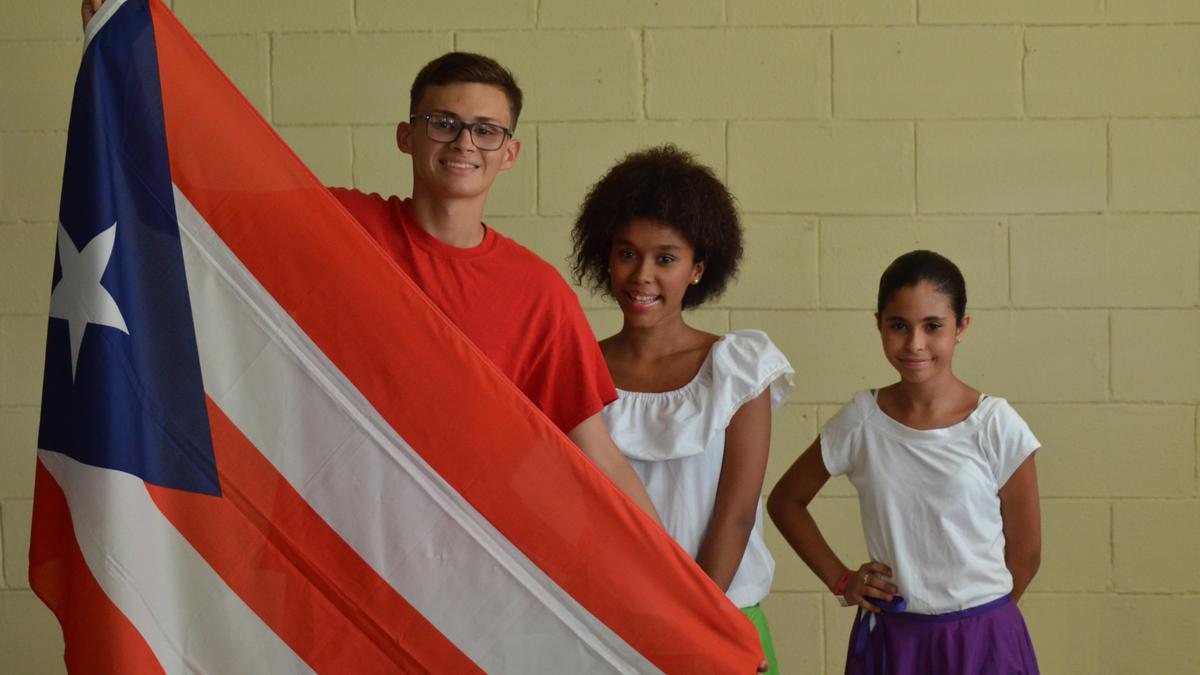 Conferencia para jóvenes en Puerto Rico 2