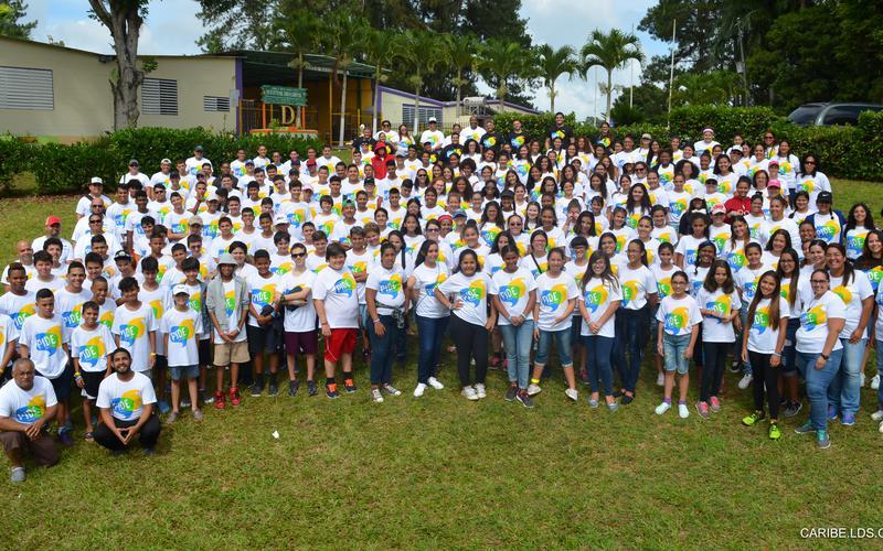 Conferencia para jóvenes en Puerto Rico