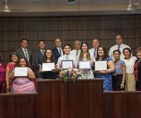 Estaca San Juan, Puerto Rico lleva a cabo su graduación de Seminario del 2018