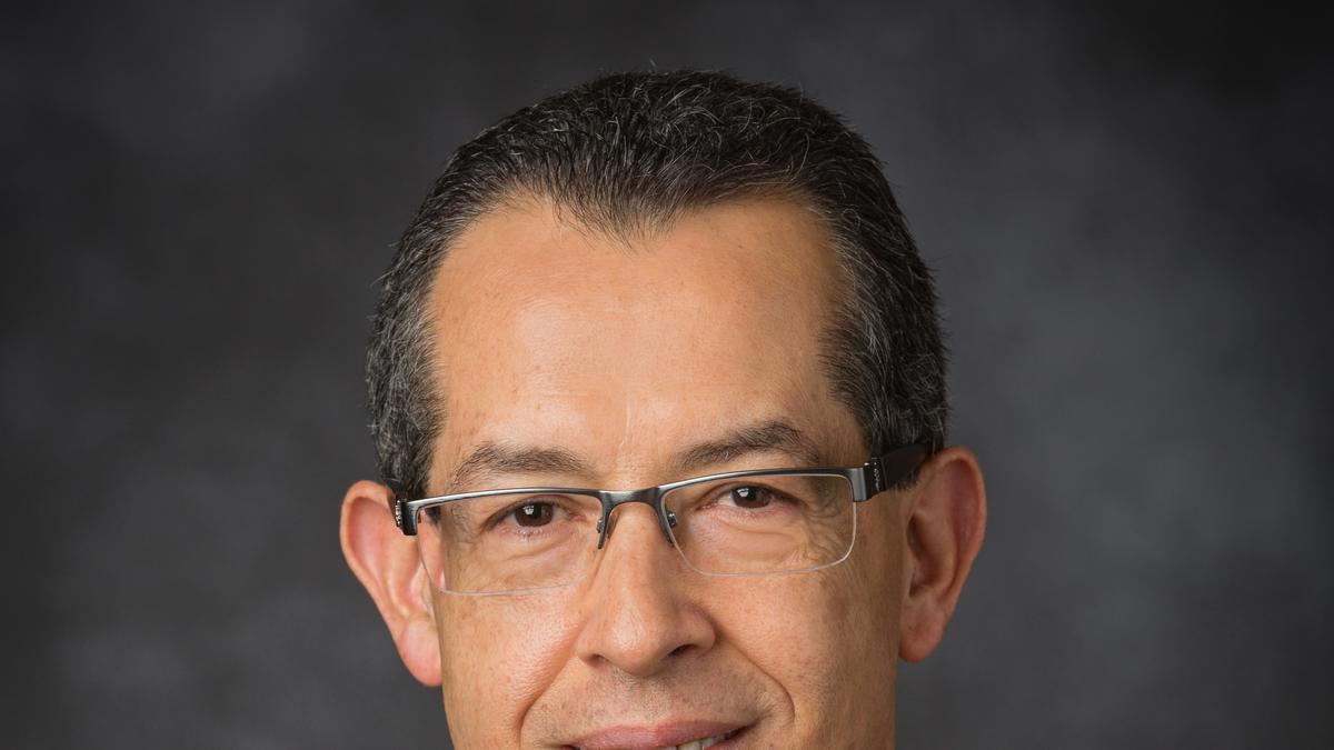 Elder Hugo Martinez