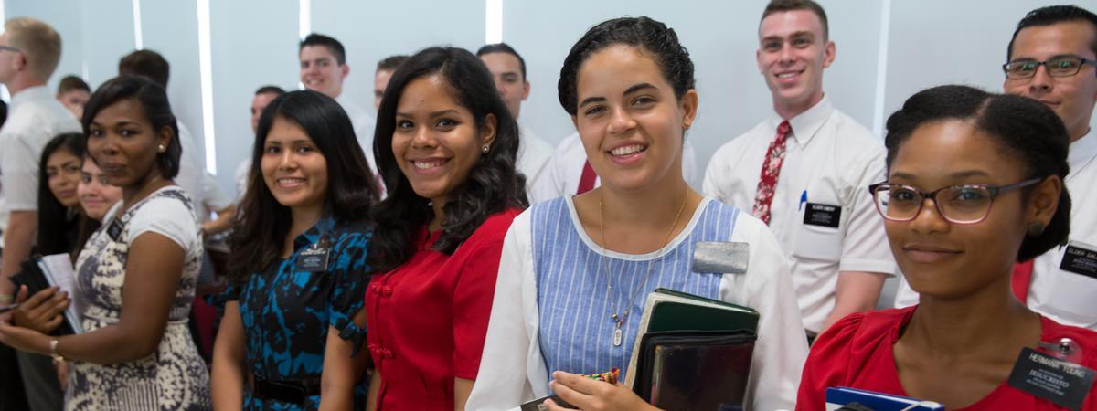 Futuros Misioneros
