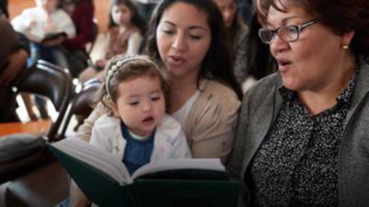 Révision du recueil de cantiques et de chants pour les enfants