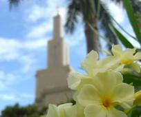 El templo trae seguridad a mi alma