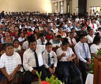 La estaca número 50 de Guatemala queda organizada en un área maya q´eqchi´