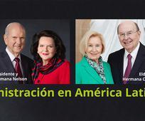 Se anuncia la visita de ministración del presidente Nelson en América Latina