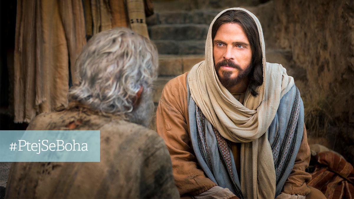 Ptej se Boha – mohu se oprostit od svých chyb?