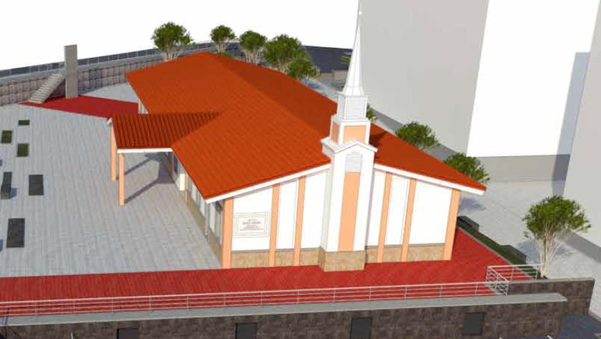 Projecto Capela Palmarejo