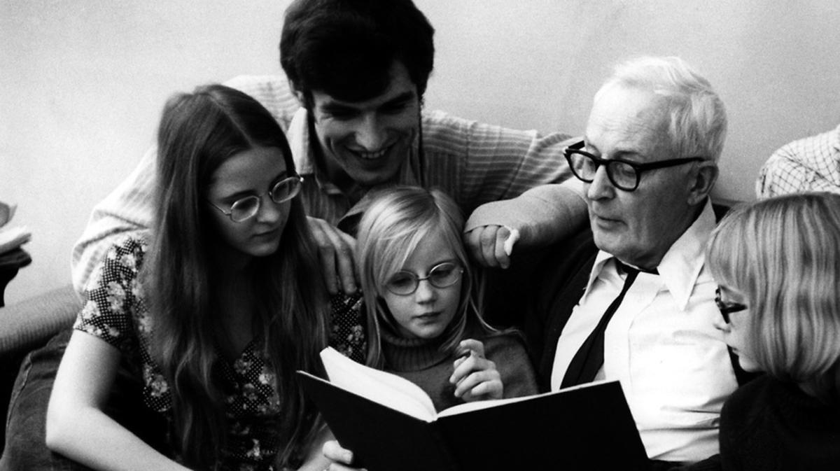 Krešimir s svojoj obitelji