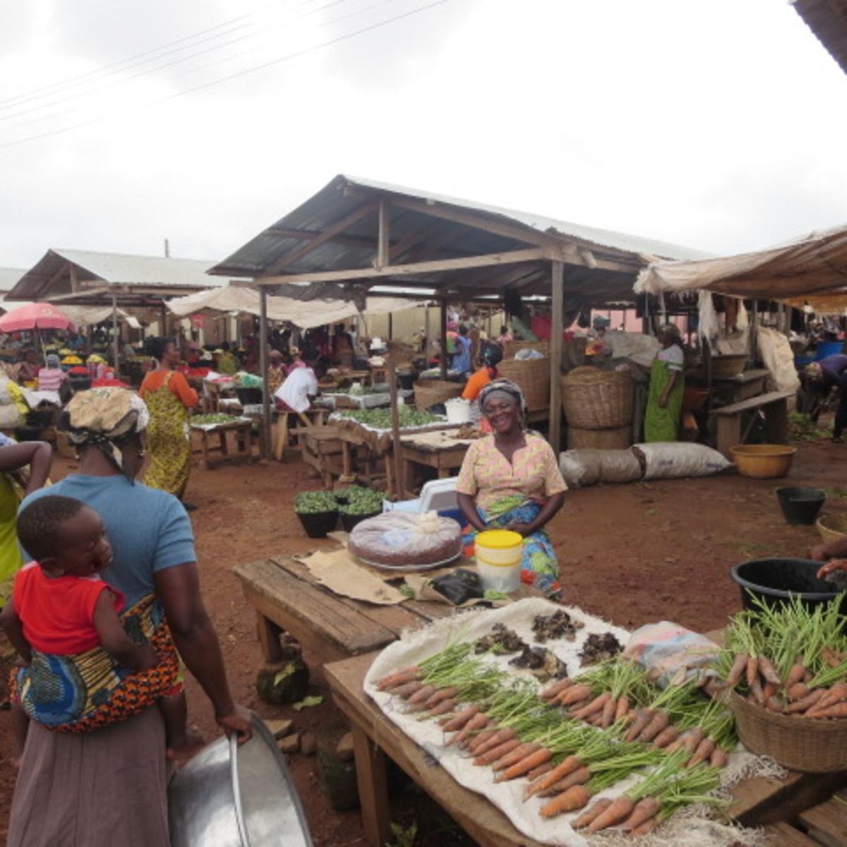 Lokalna tržnica