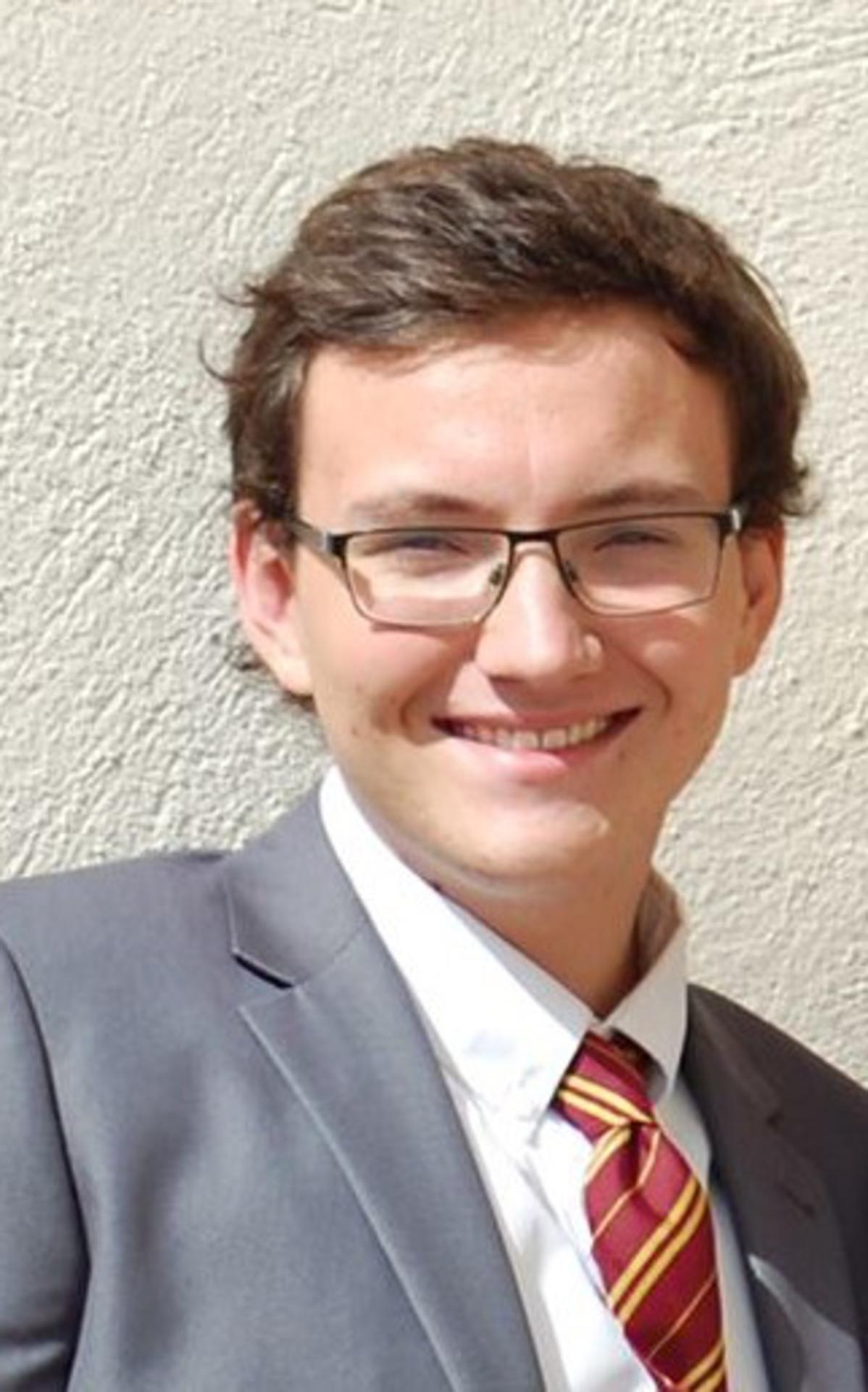 Hugo L., 16 ans, paroisse de Vitrolles (pieu de Nice)