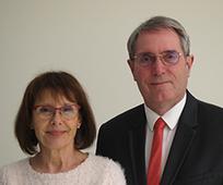 Nouveau couple directeur au Centre d'accueil des Visiteurs du Temple de Paris