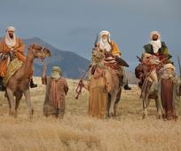 Traja mudrci na ceste do Betléma