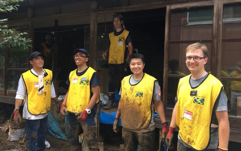西日本豪雨被災地へのボランティア募集