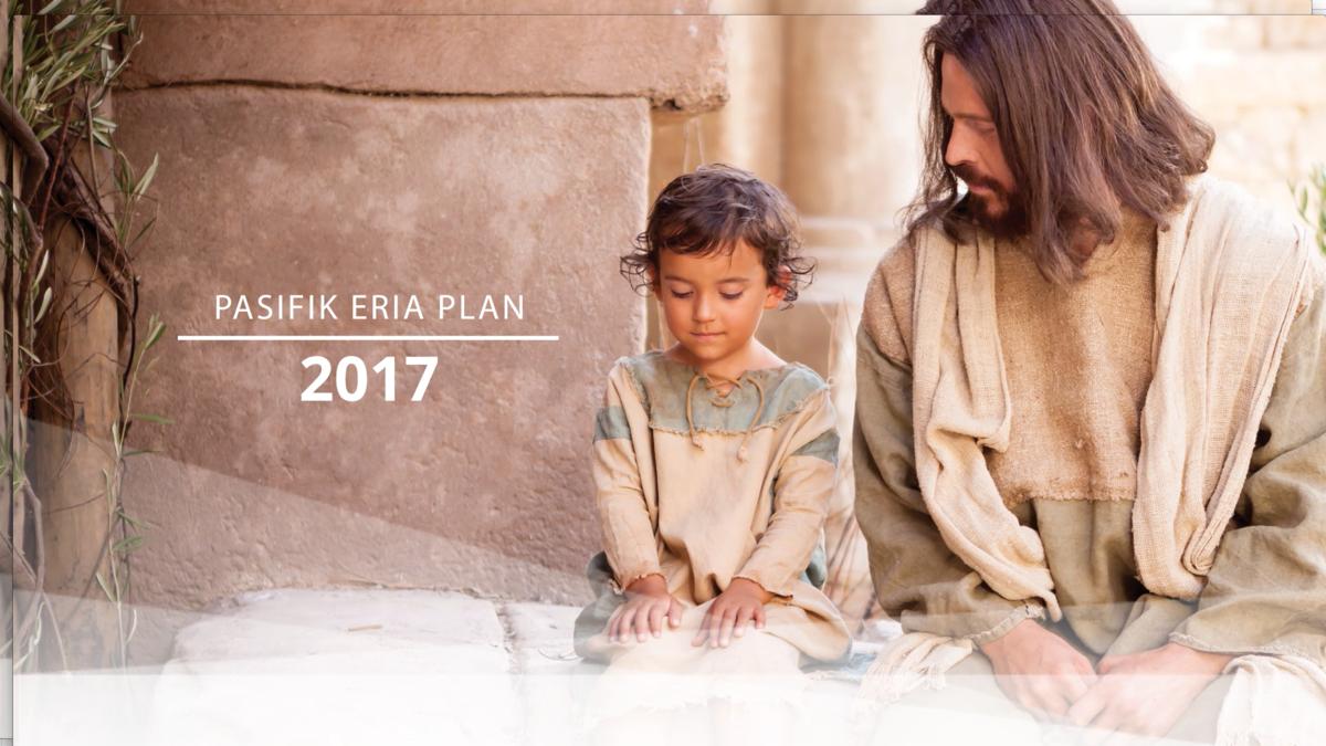 PASIFIK ERIA PLAN | 2017