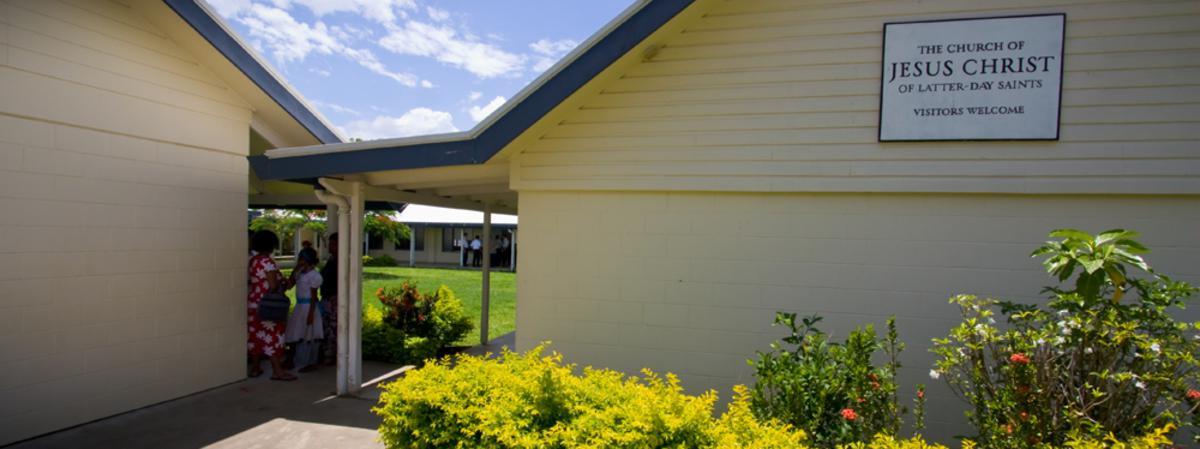 Fiji, Meeting House, LSD, Chapel, Locator