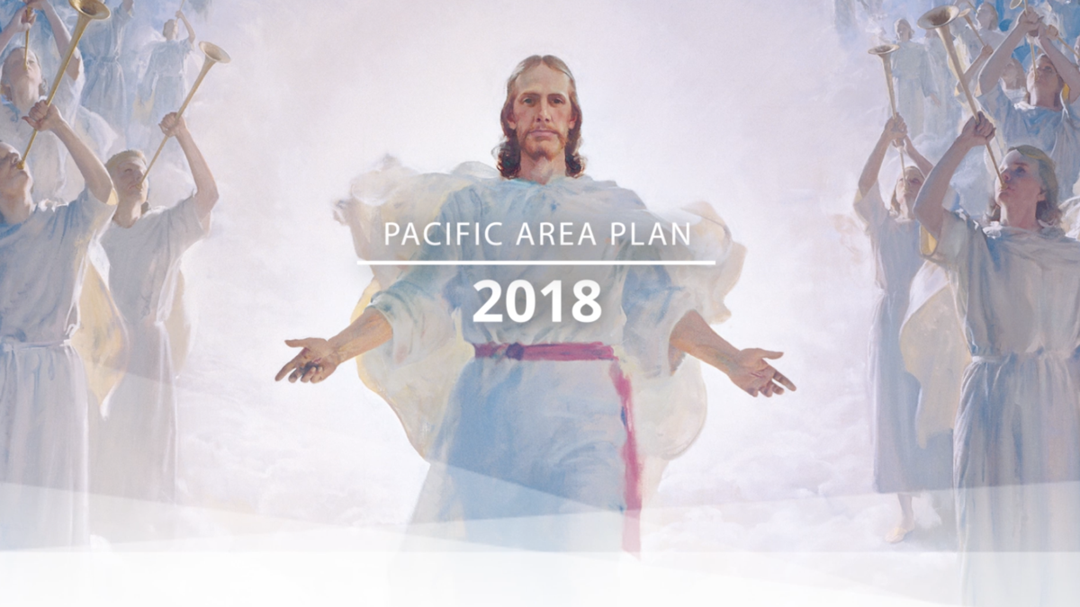 Pacific Area Plan 2017 Presentation