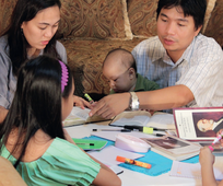 Home-centered and Church-supported gospel learning and living