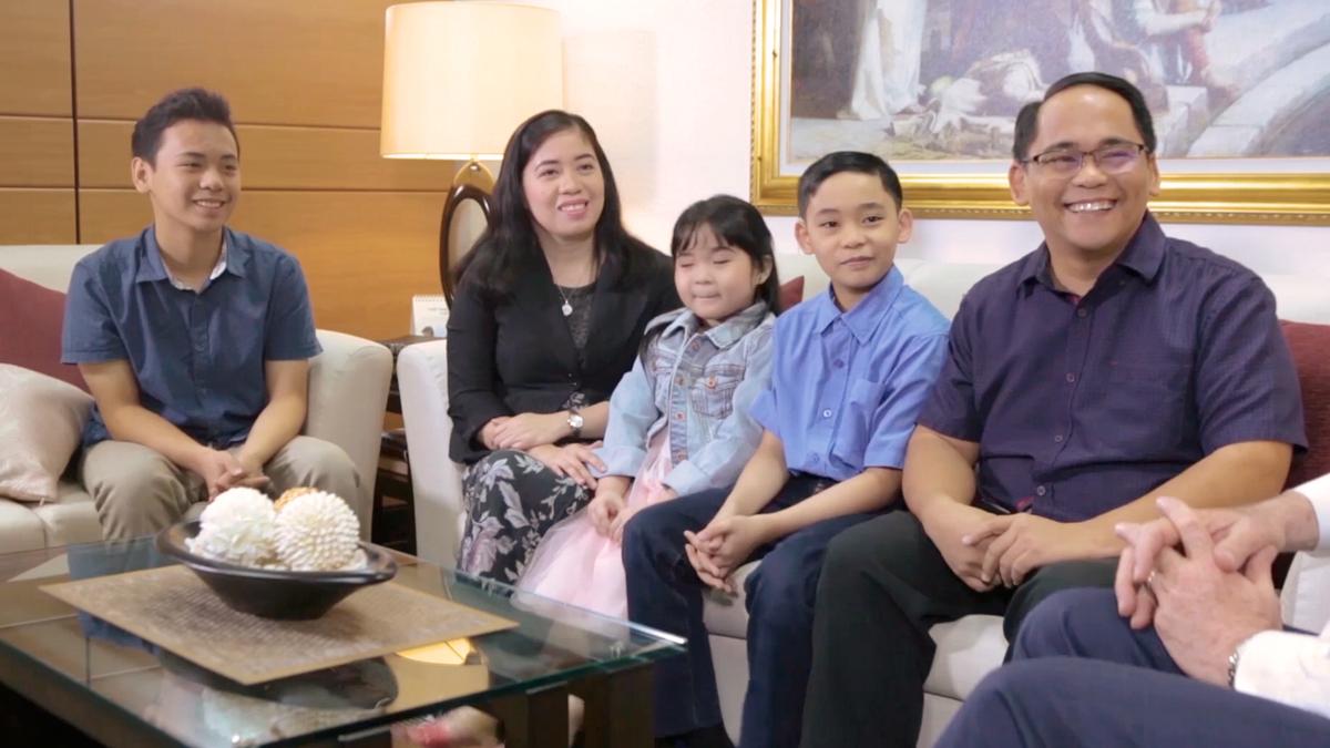 Tolentino Family