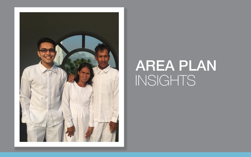 Khent Marl L. Ballon shares his mission experience with a family and their conversion story that started in baptism and has moved forward to the temple.