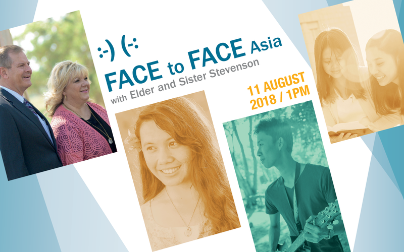 Download the Face to Face Asia poster