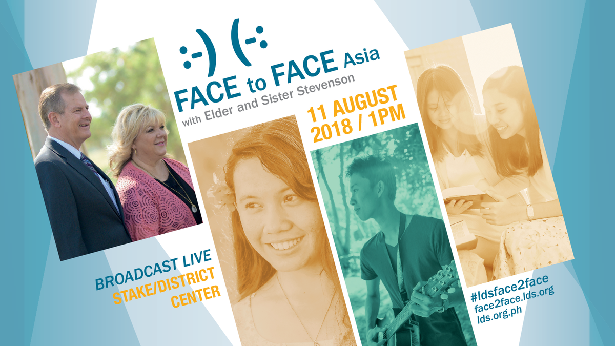 Face to Face Asia Poster