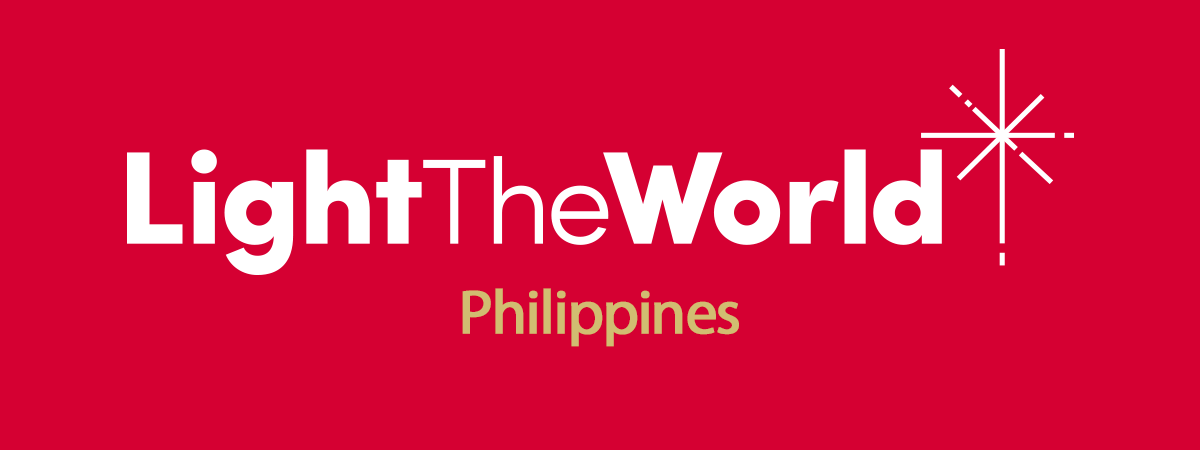 #LightTheWorld Philippines 2018 campaign