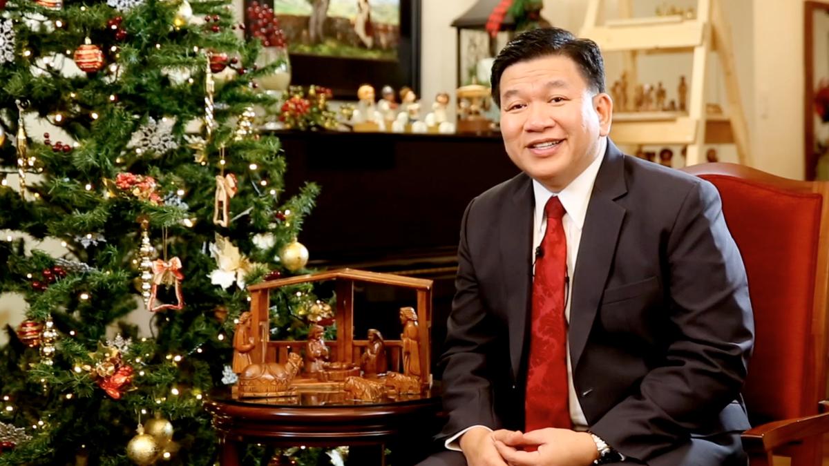 #LightTheWorld - Area Presidency Message - Elder Teh